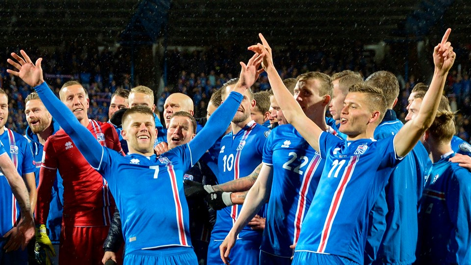 AFP / Haraldur Gudjonsson